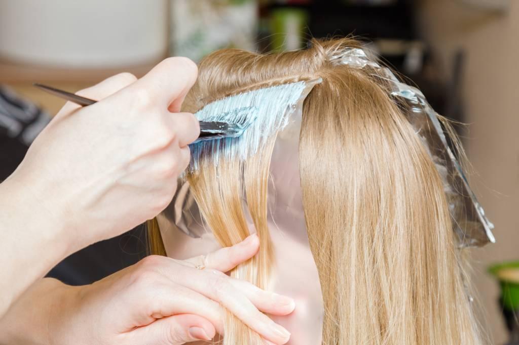 balayage cheveux