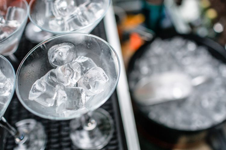 glacons-verre